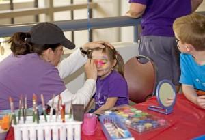 Facepainting for kids