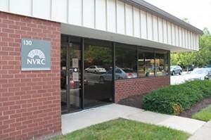 NVRC Office Entrance