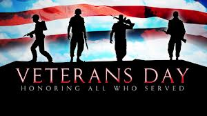 Thanks to Our Veterans and Sources for Information