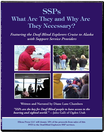 New DVD On Support Service Providers For Deaf-Blind Individuals