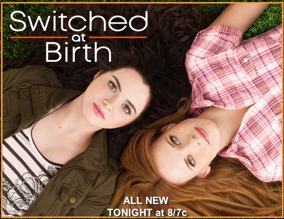Tonight! Switched at Birth Entirely in ASL