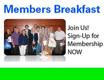 FREE Members Breakfast – May 11th