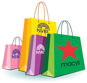 Shop For A Cause – Purchase your shopping passes at NVRC, Aug 24th