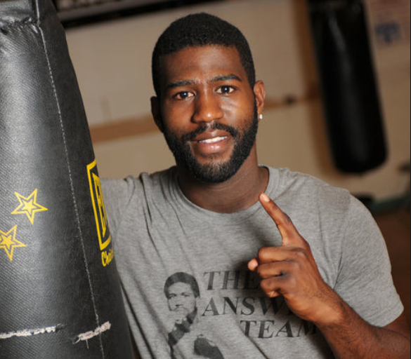 Deaf Boxer Prepares for Pro Debut