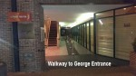 Walkway to George