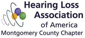 HLAA Montgomery Co. Chapter Meeting October 19