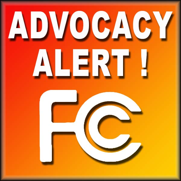 Advocacy Alert! Please Come to the FCC on Thursday, February 20