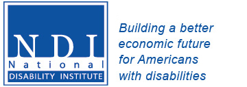 NDI Report Finds Adults with Disabilities Continue to be Economically Shortchanged