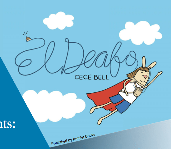 Meet the Author of El Deafo – ASHBURN LIBRARY Saturday, May 2, 2:00 pm