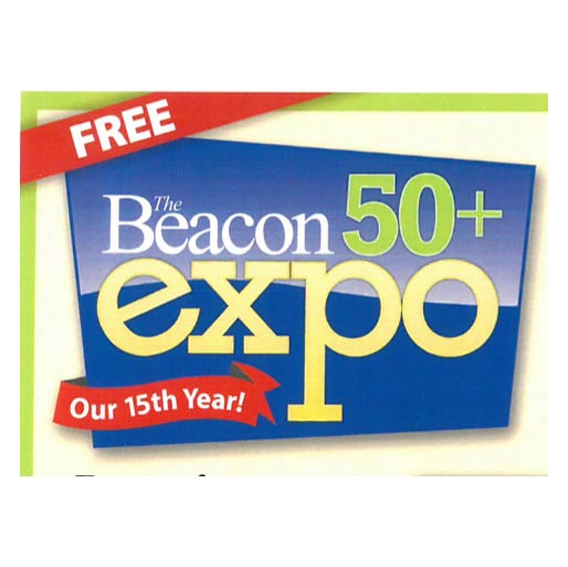 NVRC providing real-time captions for Beacon 50+ Expo on Sunday, October 26