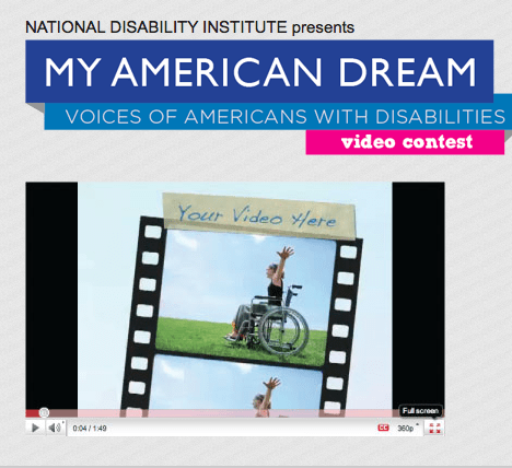 Vote Now! for Your Favorite Video in Our 2014 My American Dream Video Contest