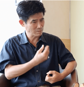 Interview with President of Korean Association of the Deaf