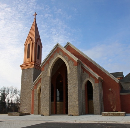 REAL-TIME TRANSLATION SERVICE NOW AVAILABLE VIA iPAD at St. Theresa Catholic Church in Ashburn, VA