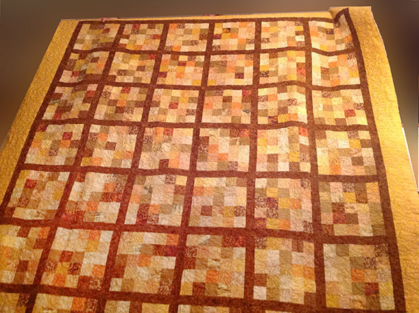 """The Story of the Quilt"""