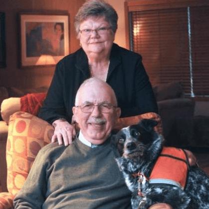 Retirees Bert and Claydene Lederer keep busy promoting deaf awareness