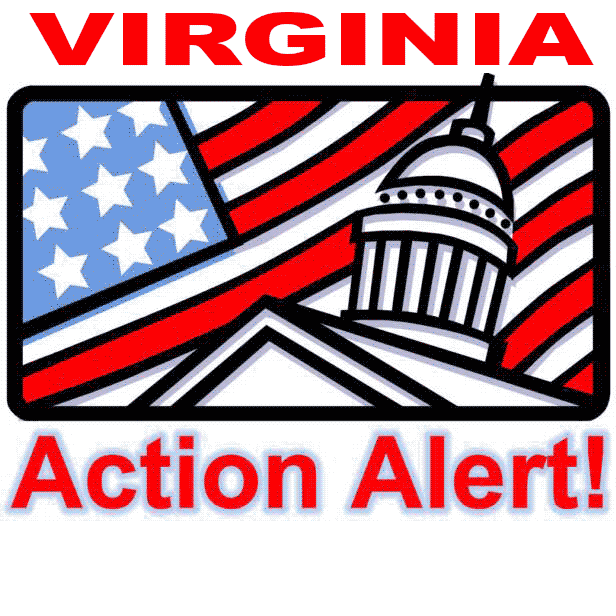 VDDHH Legislative Report for 2015 Virginia General Assembly