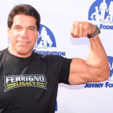Inside Hollywood: Lou Ferrigno embraces fame for Hearing Loss, Muscular Dystrophy awareness