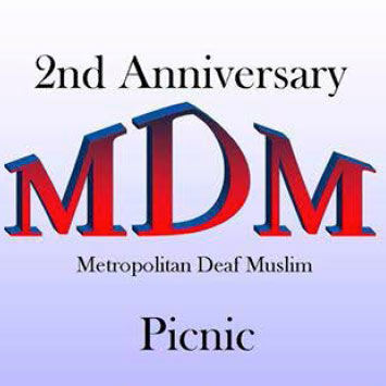 Metropolitan Deaf Muslim Picnic – MDM – April 11