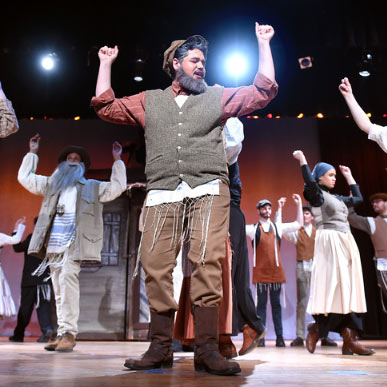 Wilbur Cross High School's 'Fiddler on the Roof' accessible to sight and hearing impaired
