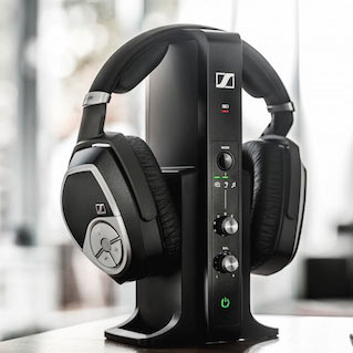 Sennheiser launches RS 195 headphones for hearing loss sufferers