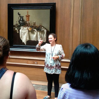 ASL at the National Gallery of Art: An Introduction to the National Gallery Collection