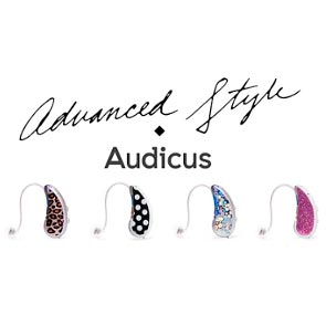 Advanced Style and Audicus Announce Fashion-Forward Line of Hearing Aids