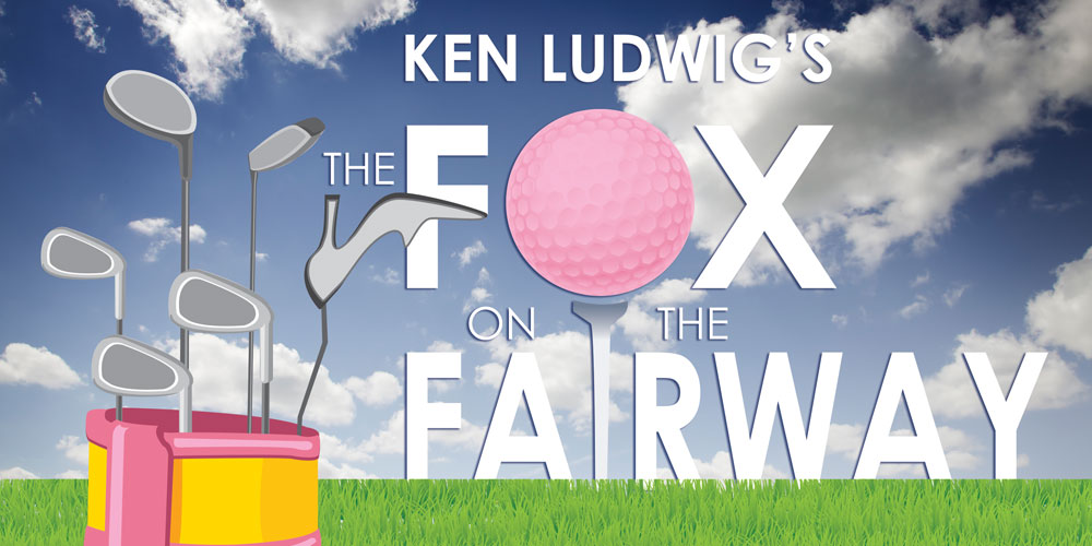 Interpreted show, Fox on the Fairway, at Reston Community Theater-MAY 1