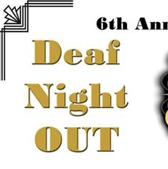 Deaf Night Out – Virginia @ Norfolk VA-Granby Theater Club-April 3