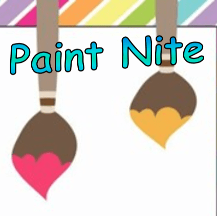 Fundraising Paint Nite on Wed, Nov 11