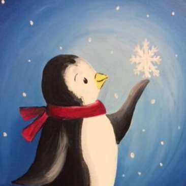 DILA – Paint Night Fundraiser • Dec. 3rd