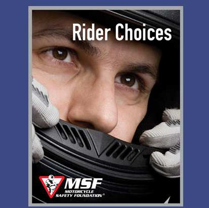 National Motorcycle Safety Fund to Help Deaf and Hard of Hearing Students Take Motorcycle Courses