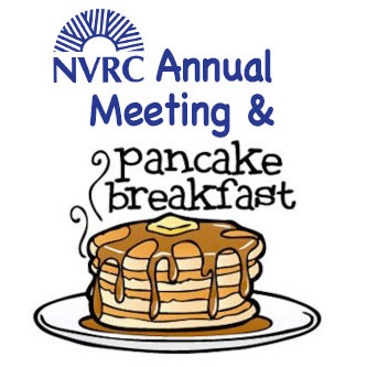 NVRC Annual Meeting & Pancake Breakfast – Sat. – Dec. 3, 2016