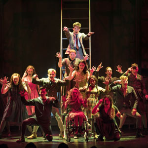 """Spring Awakening"" NY Trip – with Frederick Deaf Seniors Dec. 19"