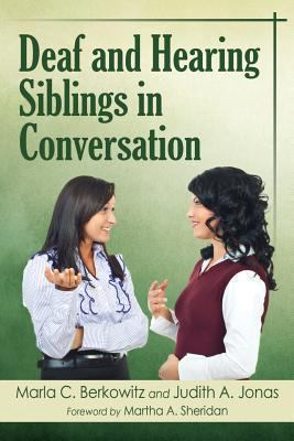 Author Talk: Deaf and Hearing Siblings in Conversation – April 24th