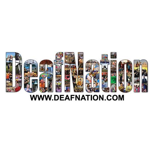 Deaf Nation Schedule for 2016