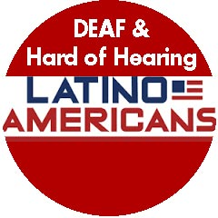 Deaf Latinos struggle to connect with their families, and their Hispanic heritage