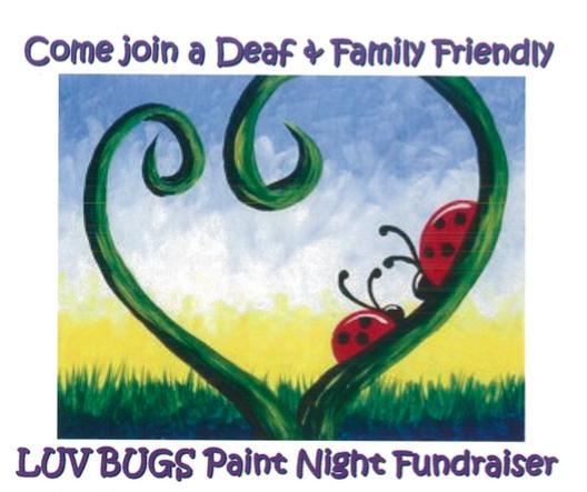 Maryland – Paint Night Fundraiser – Thursday, July 14