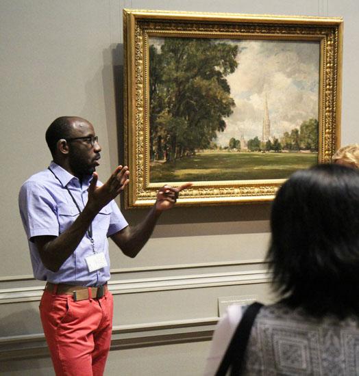 New Family Program in ASL! Starting in July.  National Gallery of Art