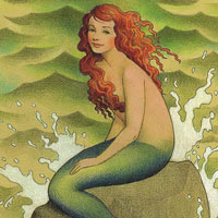 The ASL-Interpreted Performance of  The Little Mermaid is July 10 at 4:00 p.m.