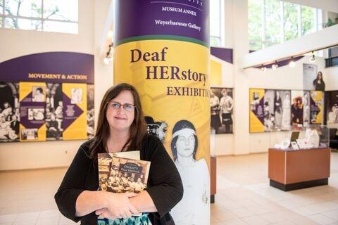 Detroit Deaf Heritage Book – by Kathleen Brockway