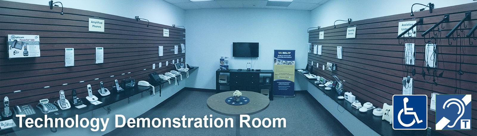 Technology Demonstration Room